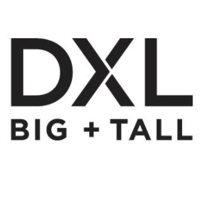 DXL Big + Tall logo