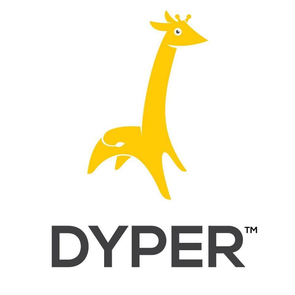DYPER logo