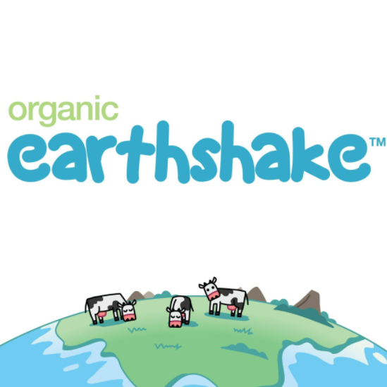 Earthshake logo