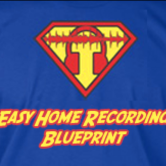 Easy Home Recording Blueprint logo