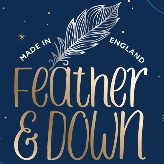 Feather and Down logo