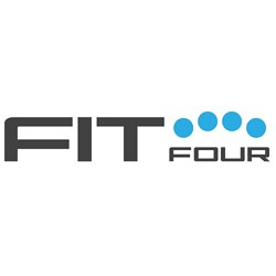 Fit Four logo