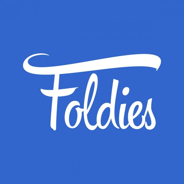 Foldies logo