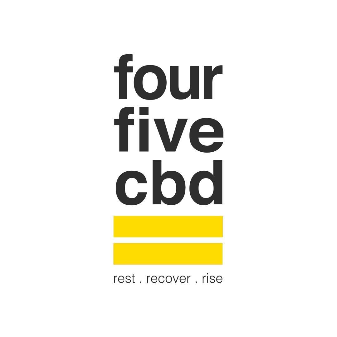 fourfivecbd logo