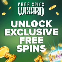 Free Spins Wizard logo