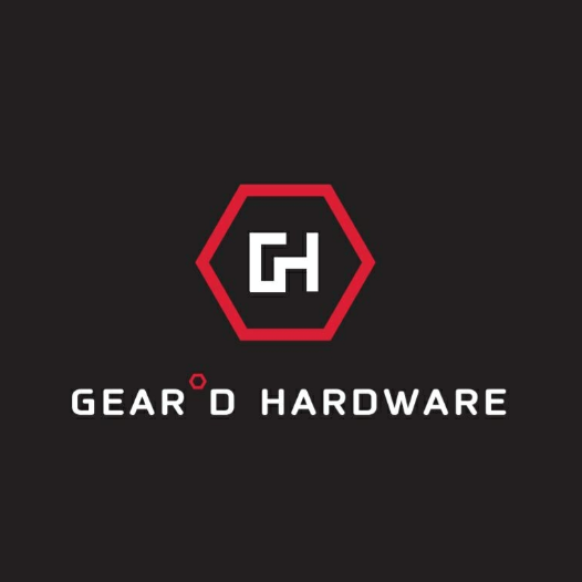 Gear'd Hardware logo