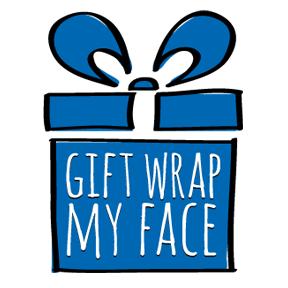GiftWrapMyFace