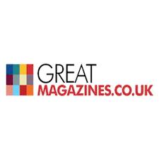 GreatMagazines logo