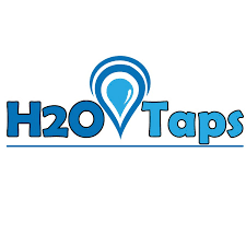 H2o Taps logo