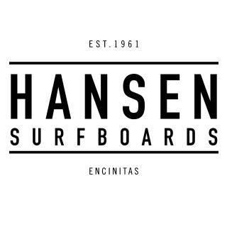 Hansen Surfboards logo