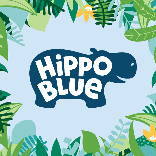 Hippo Blue logo