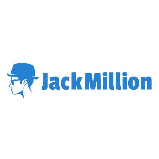 JackMillion logo