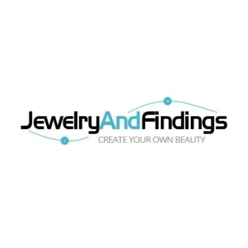 JewelryAndFindings logo