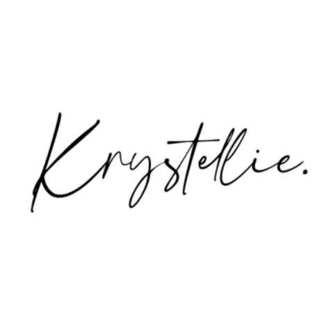 Krystellie logo