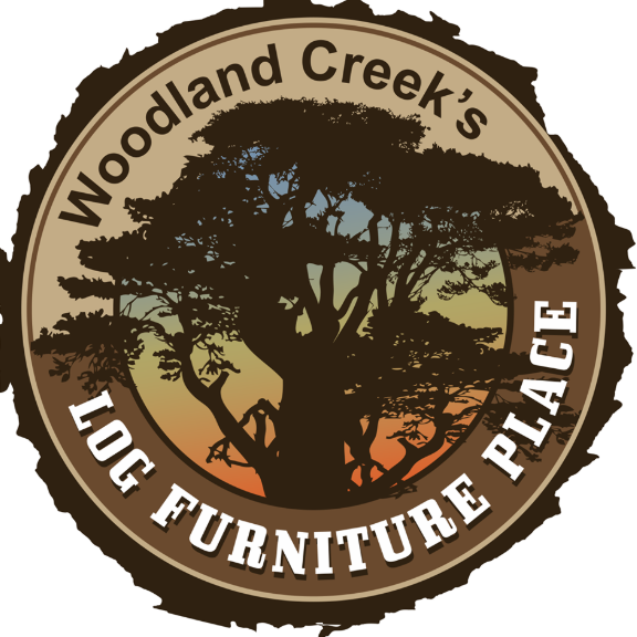 Woodland Creek's Log Furniture Place