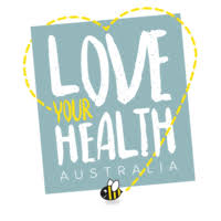 Love Your Health Australia logo