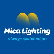 Mica Lighting logo