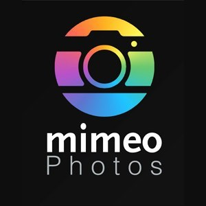 Mimeo Photos logo