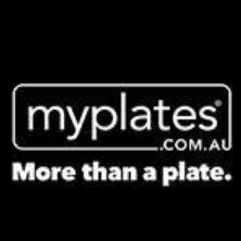 myPlates logo