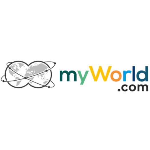 myWorld.com logo