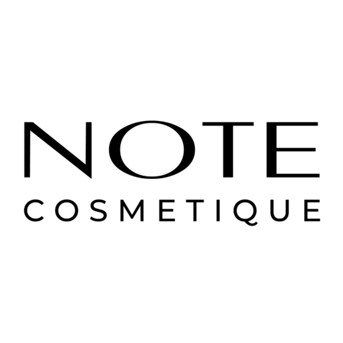 Note Cosmetic logo