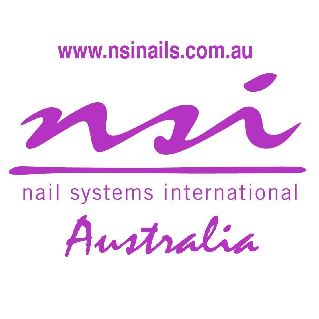 NSI Nails logo