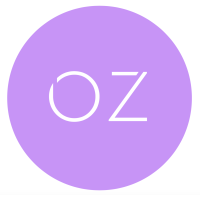 Oz Hair & Beauty logo