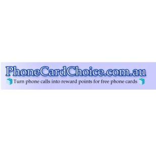 Phone Card Choice logo