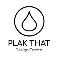 Plak that logo