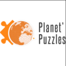 Planet-Puzzles logo