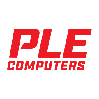 Ple Computers logo