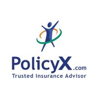 PolicyX Health Insurance CPL logo