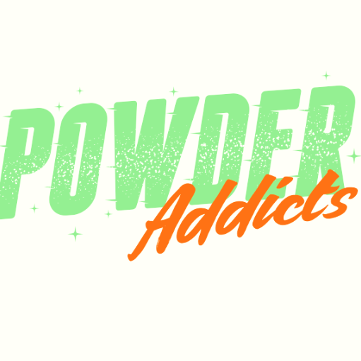 Powder Addicts logo