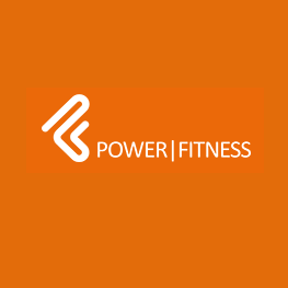 Power & Fitness logo