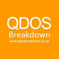 QDOS Breakdown logo