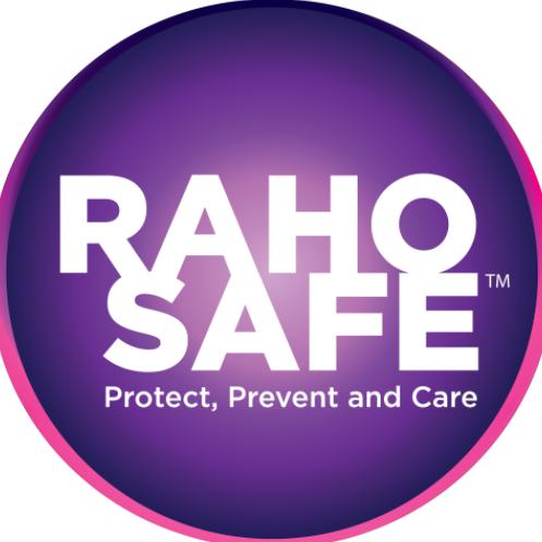 Raho Safe logo