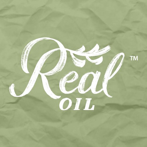 Real Oil logo