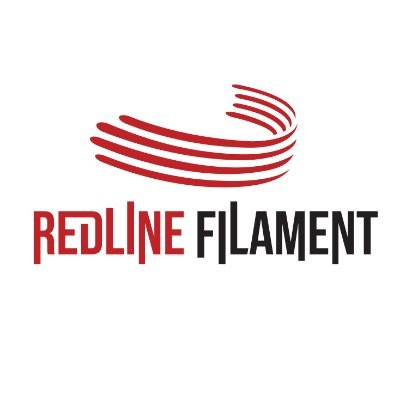REDLINE FILAMENT logo