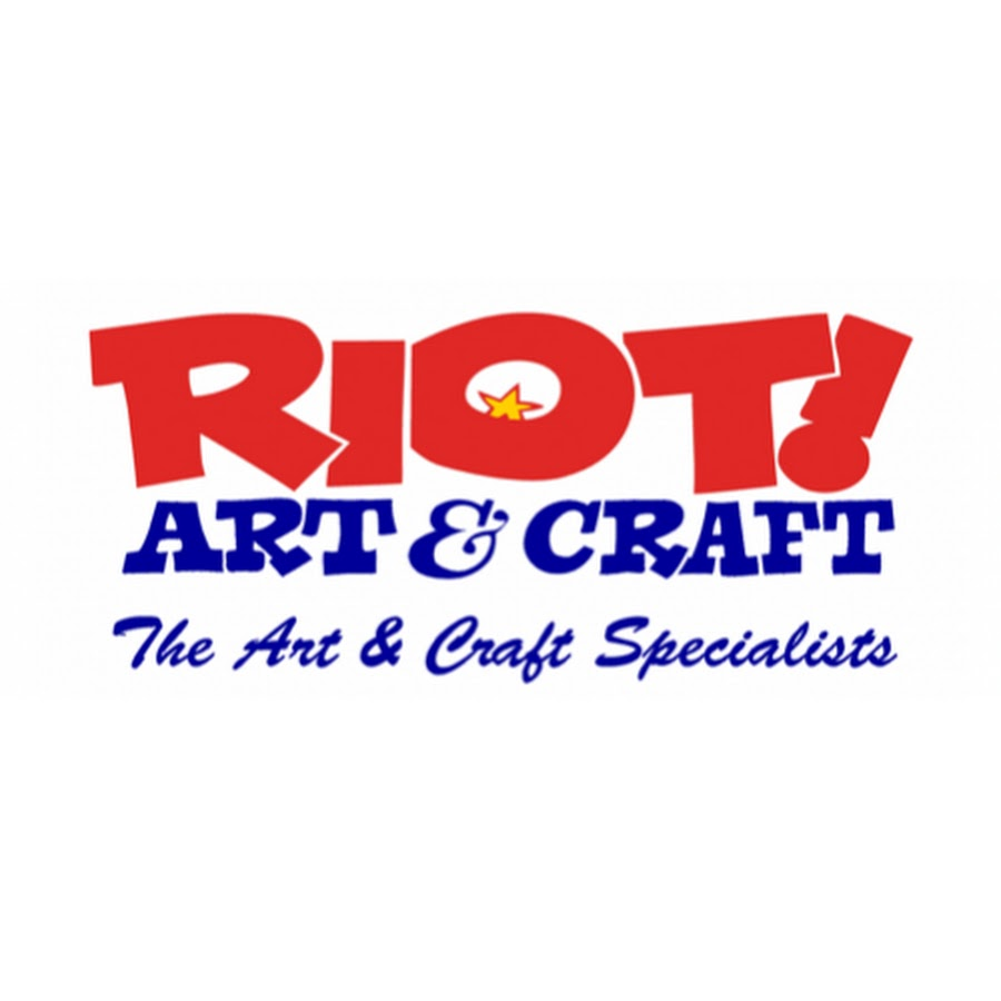 Riot Art & Craft logo