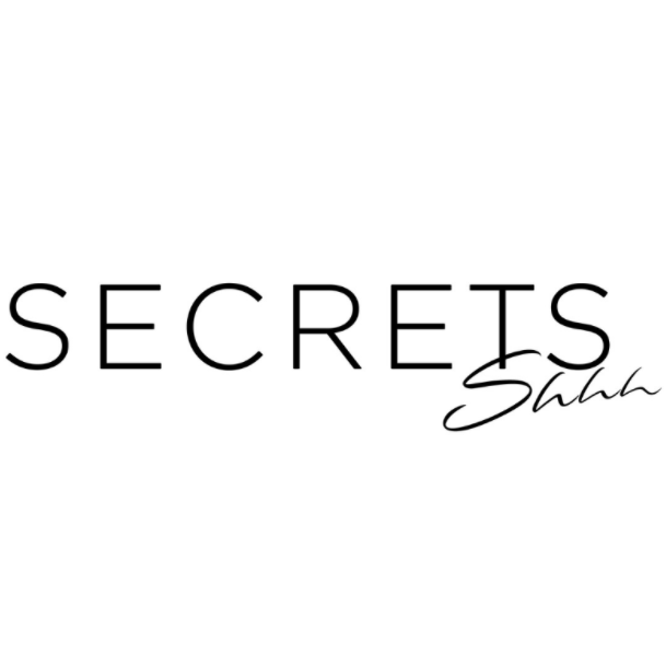 Secrets Shhh logo