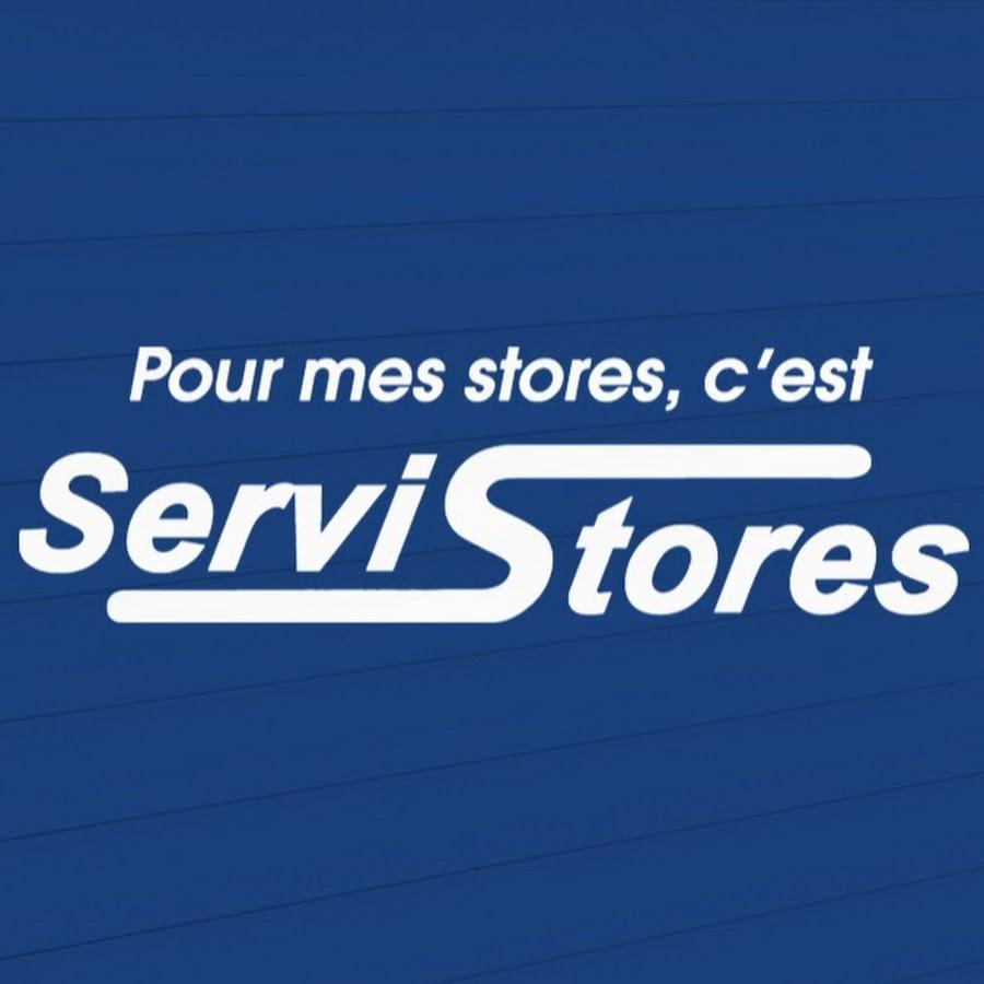 Servi stores logo