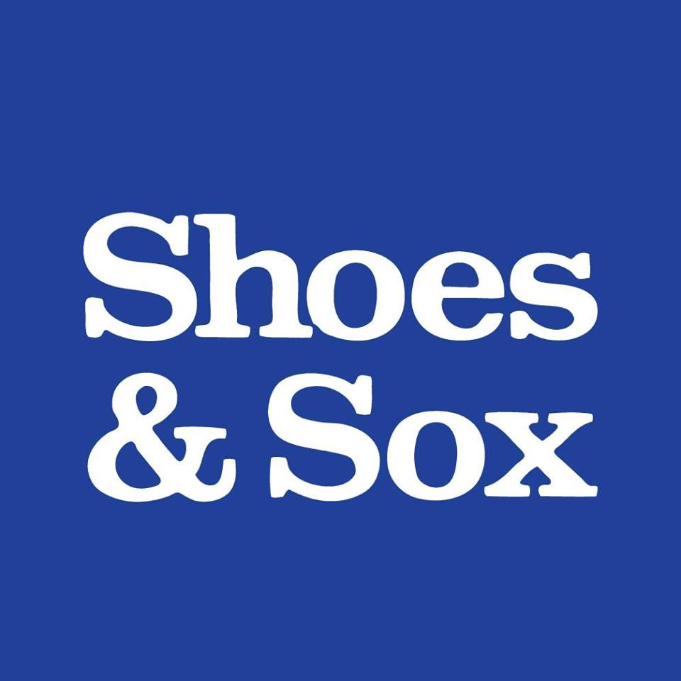 Shoes & Sox logo