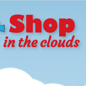 Shop in the clouds
