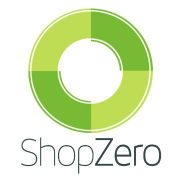 Shopzero logo