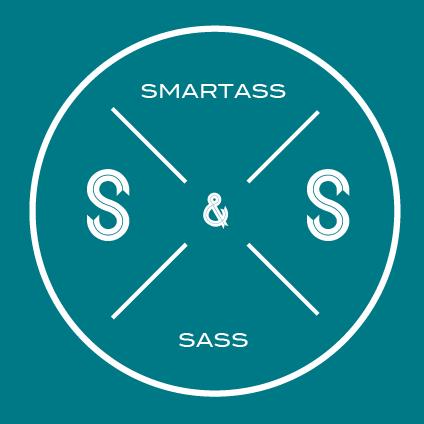 Smartass & Sass logo