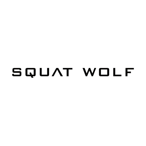 SQUAT WOLF logo