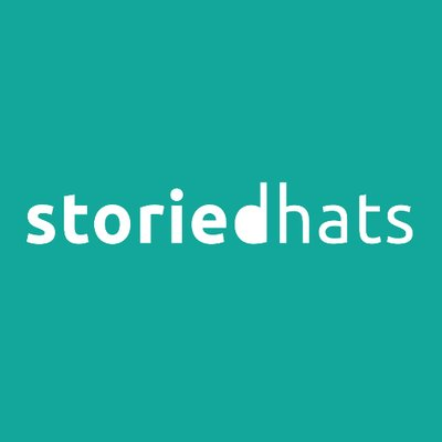 Storied Hats logo