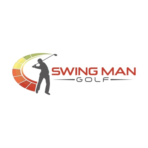Swing Man Golf logo
