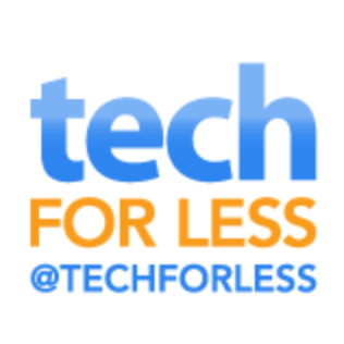 Tech For Less logo
