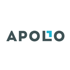 The Apollo Box logo